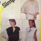 Simplicity Sewing Pattern 6329 Ladies Pullover Top & Tunic Size 14-16