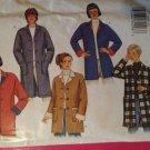 Butterick Sewing Pattern 484 Ladies / Misses Jacket Size 14-18 Uncut
