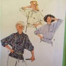 Sewing Pattern No 8885 Simplicity Ladies Pullover Top Size 10