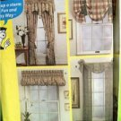 Simplicity Sewing Pattern 7075 Window Treatments One Size