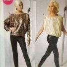 McCalls Sewing Pattern 6653 Ladies / Misses Tops Size L-XXL Uncut