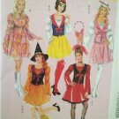 McCalls Sewing Pattern 5682 Ladies / Misses Snow White Hippie Witch Size 8-16 UC