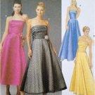 Simplicity Sewing Pattern 5238 Ladies Misses Evening Dress Size 8-14 Uncut