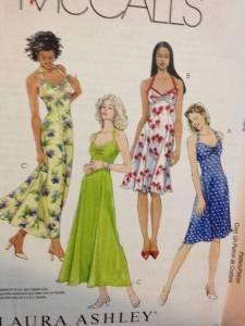 McCalls Sewing Pattern 4444 Ladies / Misses Dress Size 12-18 Uncut New