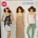 McCalls Sewing Pattern 6560 Ladies / Misees Top Dresses Size 14-22 Uncut