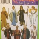 Simplicity Sewing Pattern 4797 Childrens Nativity Angel Costumes Size 2-12 UC