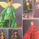Simplicity Sewing Pattern 2505 Ladies Misses Fairy Knight Princess Size 3-8 UC