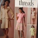 Simplicity Sewing Pattern 2645 Ladies / Misees Jacket Skirt Size 6-14 Uncut