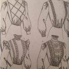 Butterick Sewing Pattern 4049 Misses Historical Blouse Size 6-10 Uncut