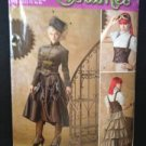 Simplicity Sewing Pattern 0199 Ladies / Misses Steampunk Size 14-22 Uncut