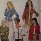 McCalls Sewing Pattern 4100 Ladies / Misses Jacket Size 16-22 Uncut