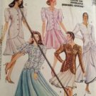 Sewing Pattern No 5744 McCalls Ladies Two Piece Dresses Size 8-12