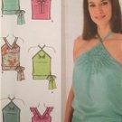 Simplicity Sewing Pattern 4537 Misses Ladies Tops Size 4-10 Uncut