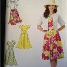 Simplicity Sewing Pattern 0325 1797 Misses Ladies Dress Jacket Size 6-14 Uncut