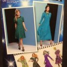 Simplicity Sewing Pattern 0224 Ladies / Misses Dress Size 4-12 Uncut Project