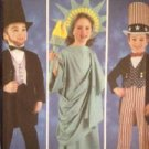 Sewing Pattern No 5987 Simplicity Kids Patriotic Costumes - Hats Size 3-8