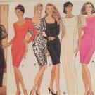 Butterick Sewing Pattern 5849 Ladies Misses Dress  Size 18-22 Uncut