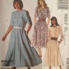 Sewing Pattern No 4857 McCalls Ladies Dresses Size 10-14
