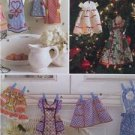 Simplicity Sewing Pattern 2748 Apron Ornaments Christmas Uncut