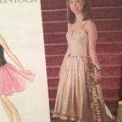 Simplicity Sewing Pattern 9485 Ladies / Misses Two Piece Dress Size 12-16 Uncut