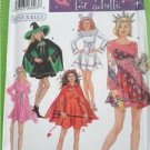 Simplicity Sewing Pattern 5851 Misses Ladies Sexy Costume Devil Witch Bunny 6-12