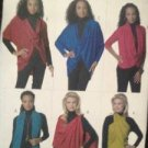 Butterick Sewing Pattern 5563 Ladies / Misses Top Size L-XXL