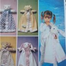 McCalls Sewing Pattern 3061 Childrens Blanket Buddies One Size