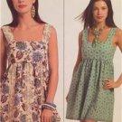 Butterick Sewing Pattern 5038 Ladies Misses Tunic Size 6-12 Uncut