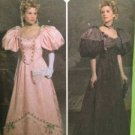 Simplicity Sewing Pattern 4078 Misses Victorian Edwardian Costume Size 6-12 UC