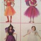 McCalls Sewing Pattern 6186 Girls Childs Sew Free Tutu Size 3-6 Uncut