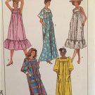 Simplicity Sewing Pattern 8066 Misses Loose Fitting Dress Size SM 10-12 Uncut