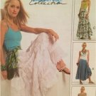 McCalls Sewing Pattern 5108 Ladies Misses Skirts Size 14-20 Uncut