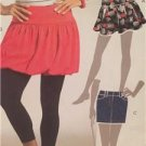 McCalls Sewing Pattern 5375 Ladies Misses Skirts Size 4-12 Uncut