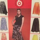 McCalls Sewing Pattern 4474 Ladies Misses Skirts Size 18w-24w Uncut