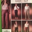 Simplicity Sewing Pattern 4068 Womans Ladies Tapered Pants  Size 26W-32W