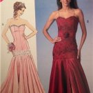 McCalls Sewing Pattern 0413 7050 Ladies Misses Lined Dress Size 14-22 Uncut