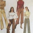 McCalls Sewing Pattern 4926 Ladies Misses Pants Size 14-20 Uncut