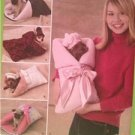 Simplicity Sewing Pattern 2744 Animal, Pet Carrier Bed Beret Bonnet All Sizes