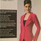 Vogue Sewing Pattern 8845 Ladies Misses Jacket Size 6-14 Uncut Clair Shaeffer