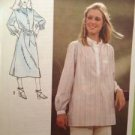 Sewing Pattern No 8875 Simplicity Pullover Dress or Shirt Size 14