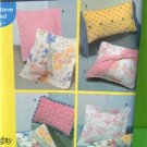 Simplicity Sewing Pattern 9873 Craft Pillows in Various Sizes Uncut Decorating