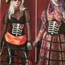 Simplicity Sewing Pattern 0236 1003 Misses Day of the Dead Costume Size 14-22 UC