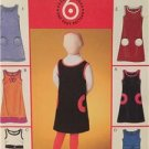 McCalls Sewing Pattern 4579 Girls Childs Jumpers Size 12-16 Uncut