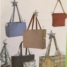 Simplicity Sewing Pattern 5527 Baby Diaper Bags & Accessories Uncut