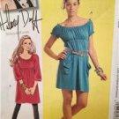 McCalls Sewing Pattern 5595 Ladies Misses Dress Tunic Size 4-12 Uncut