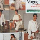 Vogue Sewing Pattern 2245 Misses Jacket Skirt Pants Shorts Size 12-16 Uncut