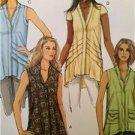 Butterick Sewing Pattern 5646 Ladies Misses Tunics Size 4-14 XS-MD Uncut