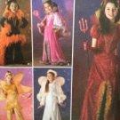 Simplicity Sewing Pattern 2861 Childs Angel Princess Costume Size 3-6 Uncut