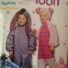 Sewing Pattern No 9379 Winnie The Pooh Piglet and Eeyore Size 3-8