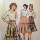 Style Sewing Pattern 2253 Misses Ladies Skirts Size 10 Uncut